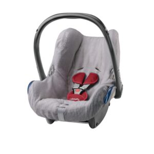 Husa scaun auto Maxi-Cosi CabrioFix Cool Grey