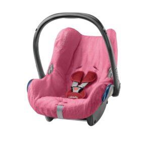 Husa scaun auto Maxi-Cosi CabrioFix Pink