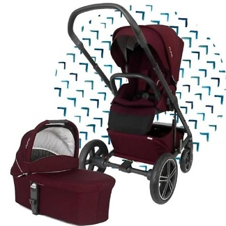 Carucior Nuna Mixx Berry 2 in 1