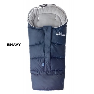Sac de iarna 3 in 1 polar Sensillo Navy