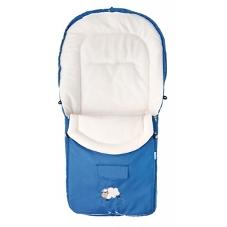 Sac de iarna polar Sensillo Blue