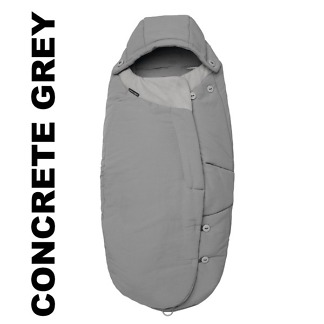 Salopeta General Footmuff Bebe Confort Concrete Grey