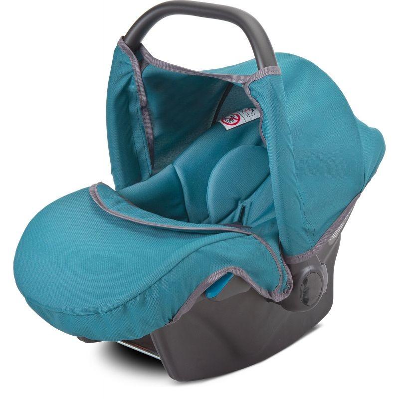 Scaun auto Camini MUSCA 0-10 Kg Turquoise