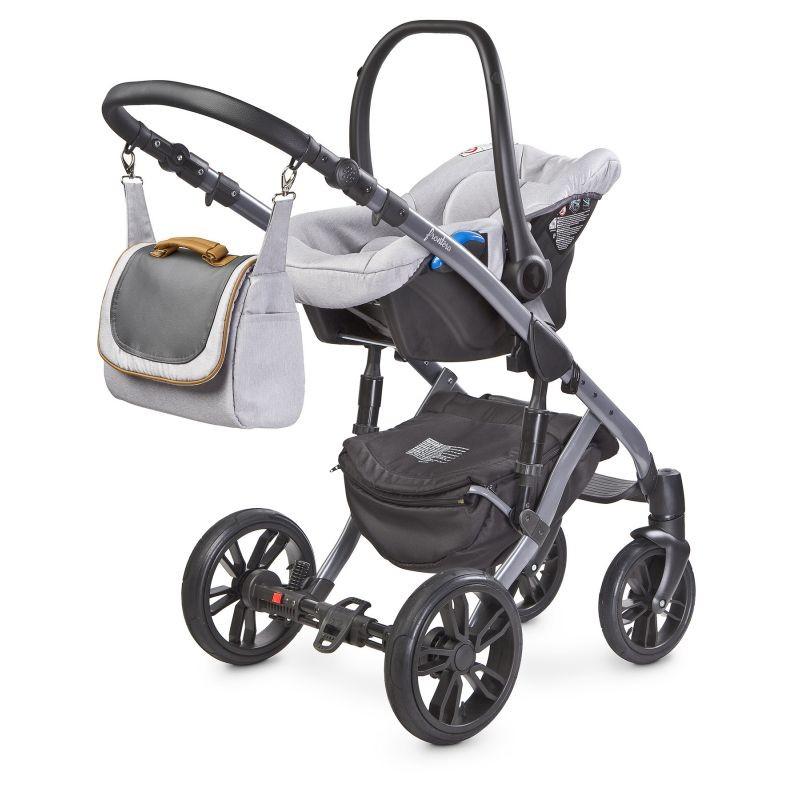 Scaun auto Camini MUSCA 0-10 Kg Grey 1
