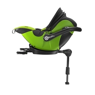 scaun auto kiddy evoluna i size 0 13 kg lime green