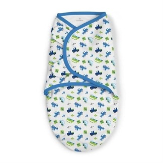 Sistem infasare bebelusi Which Way 0-3 luni Summer Infant 57446