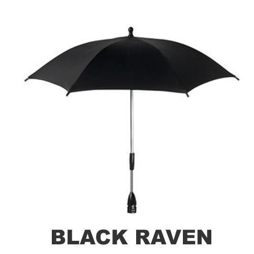 umbrela carucior bebe confort black raven