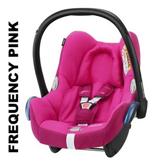 Cos auto Maxi Cosi CabrioFix 0-13 kg Frequency Pink