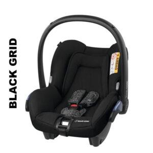 Cos auto Maxi-Cosi Citi 0-13 kg Black Grid