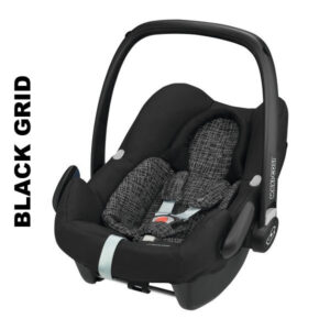 Cos auto Maxi-Cosi Rock I-Size Black Grid