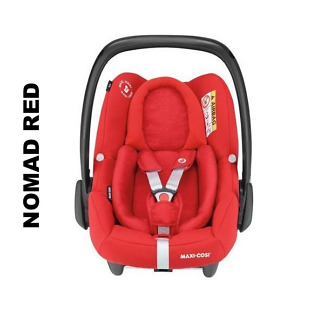 Cos auto Maxi-Cosi Rock I-Size Nomad Red