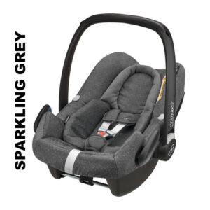Cos auto Maxi-Cosi Rock I-Size Sparkling Grey