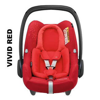 Cos auto Maxi-Cosi Rock I-Size Vivid Red