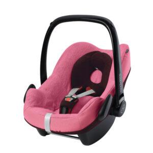 Husa scaun auto Pebble - Rock Maxi-Cosi Pink