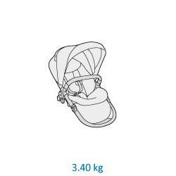 Pachet carucior Nova 4 Maxi-Cosi 3 in 1 20