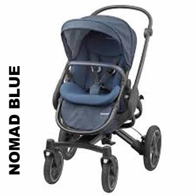 Pachet carucior Nova 4 Maxi-Cosi 3 in 1 Nomad Blue 1