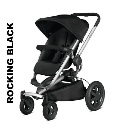 Carucior Buzz Xtra Quinny Rocking Black