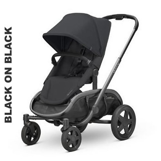 Carucior Hubb Quinny Black on Black