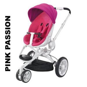 Carucior Quinny Moodd Pink Passion
