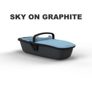 Landou Quinny Lux Sky on Graphite