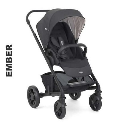Carucior Joie Chrome 2 in 1 Ember 0