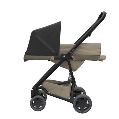 Pachet carucior Quinny Zapp Flex Plus 3 in 1 Black on Sand 8
