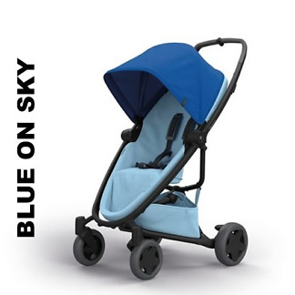 Carucior Quinny Zapp Flex Plus Blue on Sky