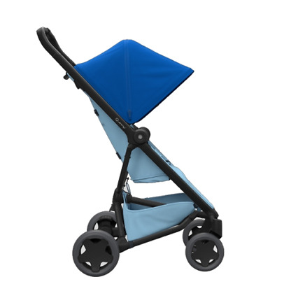 Pachet carucior Quinny Zapp Flex Plus 3 in 1 Blue on Sky 2