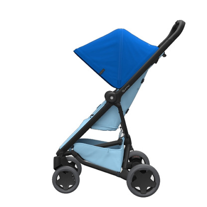 Pachet carucior Quinny Zapp Flex Plus 3 in 1 Blue on Sky 3