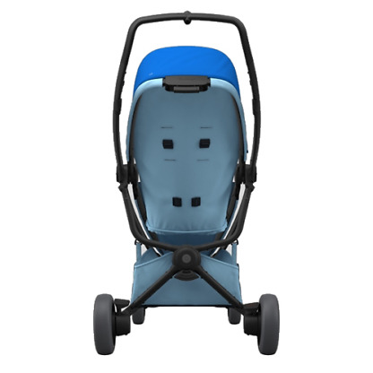 Pachet carucior Quinny Zapp Flex Plus 3 in 1 Blue on Sky 4