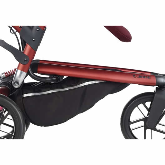 Carucior 3 in 1 Jane Trider Reverse Matrix Light 18