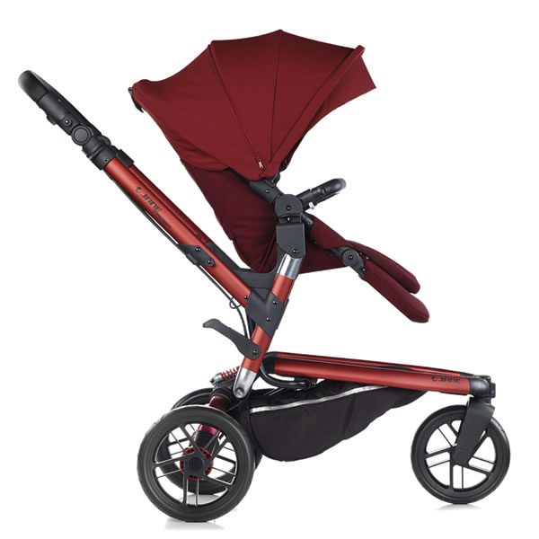 Carucior 3 in 1 Jane Trider Reverse Matrix Light 3