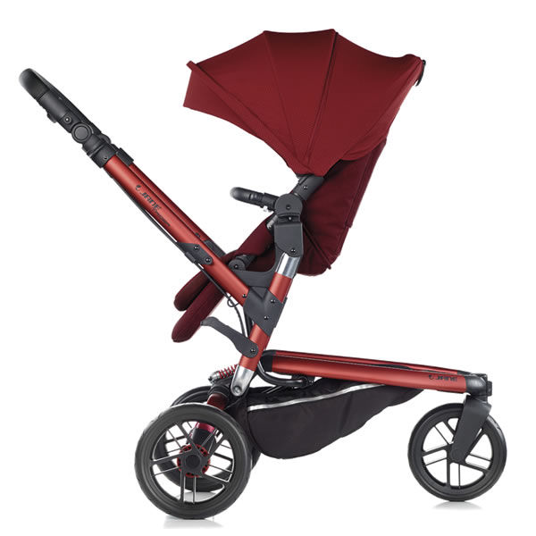 Carucior 3 in 1 Jane Trider Reverse Matrix Light 6