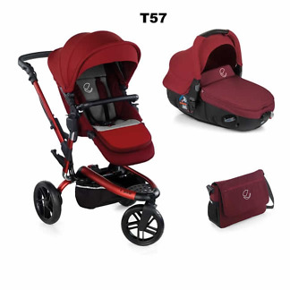 Carucior 3 in 1 Jane Trider Reverse Matrix Light T57