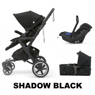 Sistem 3 in 1 Neo Plus Mobility Set Concord Shadow Black