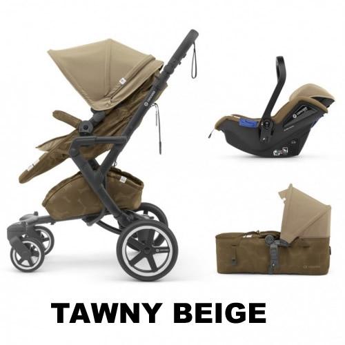 Sistem 3 in 1 Neo Plus Mobility Set Concord Tawny Beige