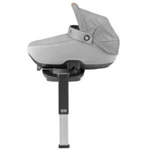 Pachet Landou Maxi-Cosi Jade i-Size si baza auto FamilyFix3 Nomad Grey