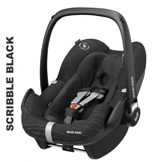 Cos auto Maxi-Cosi Pebble Plus I-Size Scribble Black