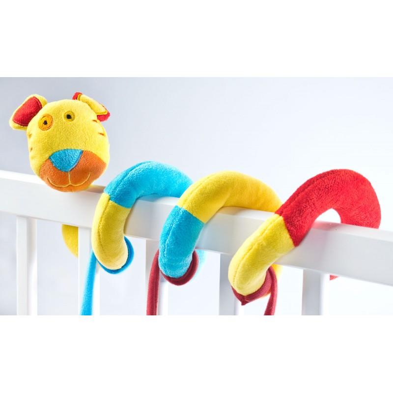 Spirala cu jucarii Tiger pentru patut si carucior 1