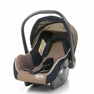 Cos auto 4Baby Colby 0-13 kg Brown