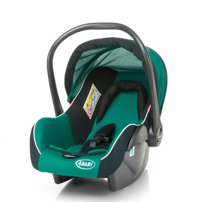 Cos auto 4Baby Colby 0-13 kg Dark Turquoise