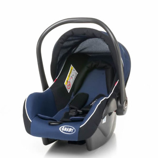 Cos auto 4Baby Colby 0-13 kg Navy