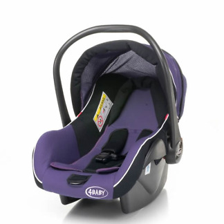 Cos auto 4Baby Colby 0-13 kg Purple
