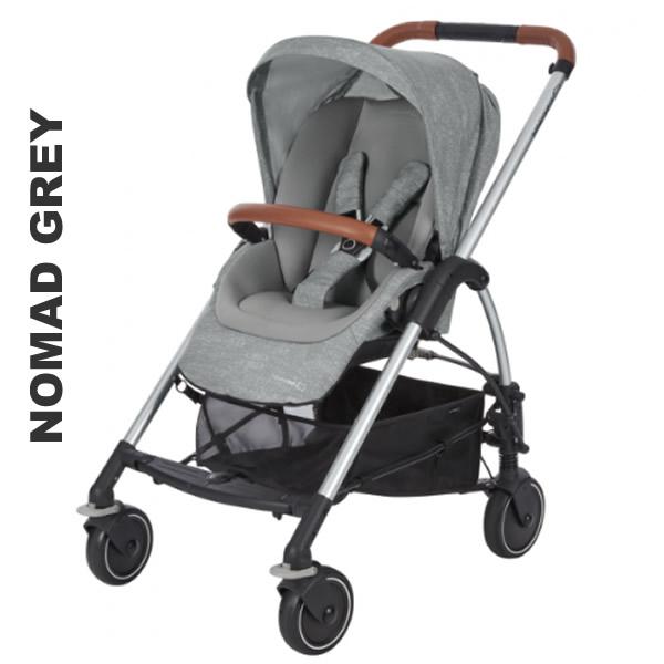 Carucior Mya Bebe Confort nomad grey