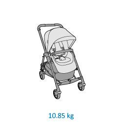 Carucior Mya Bebe Confort z 18