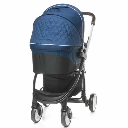 carucior 2 in 1 4baby atomic navy blue 2