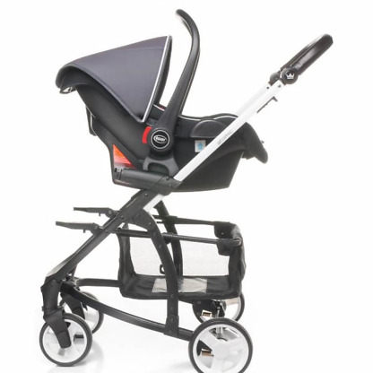 Carucior 3 in 1 4Baby ATOMIC 1