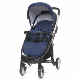 Carucior 4Baby ATOMIC Navy Blue