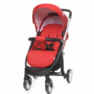 Carucior 4Baby ATOMIC Red
