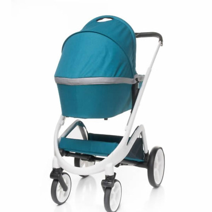 carucior 4baby cosmo 2 in 1 dark turquoise 2
